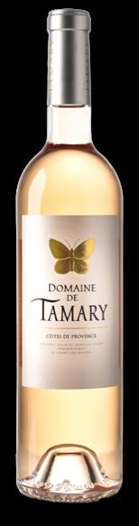 Domaine de Tamary - Vin Rosé Côtes de Provence