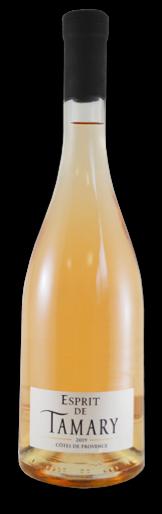 Esprit de Tamary - Domaine de Tamary - Vin Rosé Côtes de Provence
