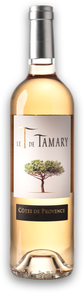 T de Tamary - Domaine de Tamary - Vin Rosé Côtes de Provence