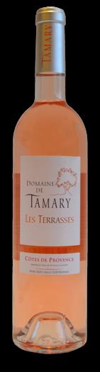Terrasses de Tamary - Domaine de Tamary - Vin Rosé Côtes de Provence